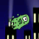 "Flappy Slime (one of the last ""flappy"" names allowed) + In-app purchases + Nextpeer multiplayer"