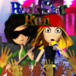 High quality 3d endless runner cross platform game ''Rock Star Run''