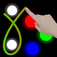 Addictive Blek like game with originals colors / Level selection / Game Center