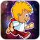 Addictive Ninja Jump Clone with Space theme