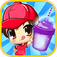 Super addicitive Kids Smoothie Game!