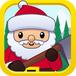 XMAS GAME! Amazing Wood Cutter Santa Game