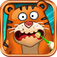 My Virtual Tiger Dentists Jungle Wild Life Animal clinic in zoo