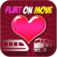 iFlirtero - Find a date on a train ( pubnub chat + IAP/Tapjoy monetization built in)