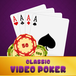 LOWEST price sale...Classic video poker app