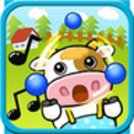 Juggling Cows