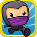 Ninja and Tile Stack puzzle game (addictive game)