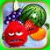 Multiplayer Match Fruits and Win Game