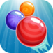 Bubble shooter app  with 120 000 installs.