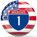 United States Android + iOS traffic signs apps with signs quiz.