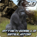 Awesome Gorilla Simulator