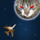 Arcade iOS Game - Attack of the Space Cats - Game Center support