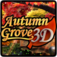 Autumn Grove 3D, Premium quality 3D Live Wallpaper