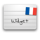 French Word of the Day Widget