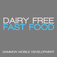 Gluten Free Fast Food, Dairy Free Fast Food, Healthy Fast Food, Etc (iTunes & Google Play)