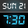 Beautiful clock design - Multiple IAP