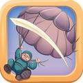 Cut the parachute