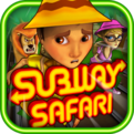 Subway Safari (Makes just over 3K a month via Amazon, Google Play & Barnes & Noble)