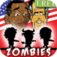 USA Presidentials vs Zombies