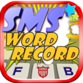 Word Record SMS Educational APP