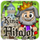 King Hitalot - build your castles and smash those of others - physics game