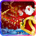 Addictive Successful Popular Christmas Game! Santa Flow!