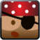 Pirate Blaster Pete-Works for iPhone and ipad Brand New Game