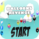 Balloons Revenge 45 levels of fun with special balloon characters!!