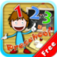 Learn 123s Free - Preschool Tools for Teaching and Learning Numbers