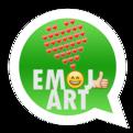 EmojiArt - WhatsApp (Emoji Art)
