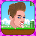 Flying miley cyrus (each day 27000 new installs)
