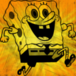 1200+ downloads in the first 4 days, Spongebob Photo sticker app