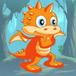 Universal Little Dragon Platformer and Runner Game For Kids