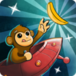 Monkey UFO