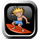 Cool Surfing Game w/ numerous ways to monetize via ads and iap