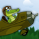Flappy Gator – A Flying Adventure (Free And Pro Versions)
