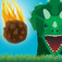 Dino Dashing Game for Kids