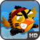 Angry Alex: Birds of War - Top Flying Action Arcade Game