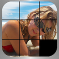 Photo Tile Puzzle Game