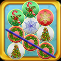 Christmas Pop Match Puzzle Game
