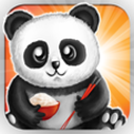 Hungry Panda Puzzle Game